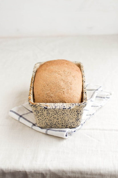 Naturally Ella's bread recipe is great when you want to bake something savory.