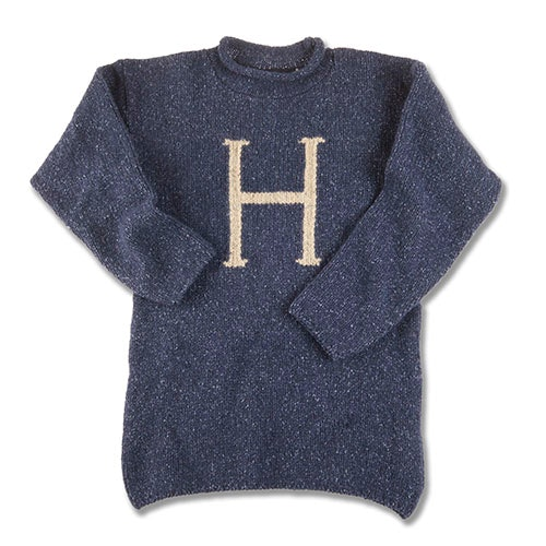 in the classic harry potter ugly christmas sweater knitted with love by mrs weasley at least i like to think or opt for the h initial sweater - Harry Potter Ugly Christmas Sweater