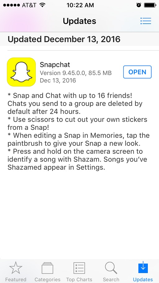 How To Use Scissors In Snapchat Because Its Something You Never