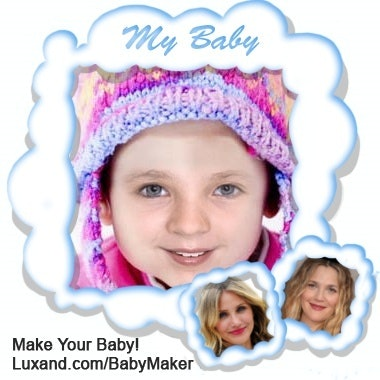 What Would Cameron Diaz & Benji Madden's Baby Look Like ...Cameron Diaz Age Baby