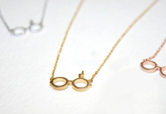 31 harry potter christmas gifts for the shameless potterhead in minimalist harry potter necklace 6 amazon gumiabroncs Image collections