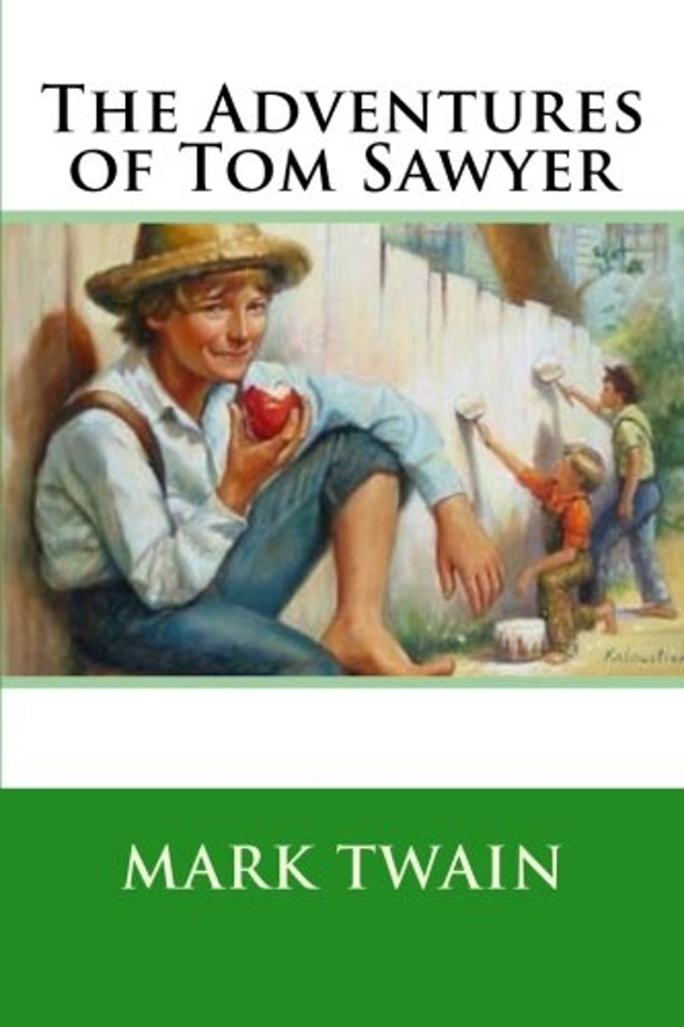 an analysis of the adventures of tom sawyer novel by mark twain This is my review on the book the adventures of tow sawyer by mark twain, which is the first of four novels by mark twain to feature the characters of tom sa.