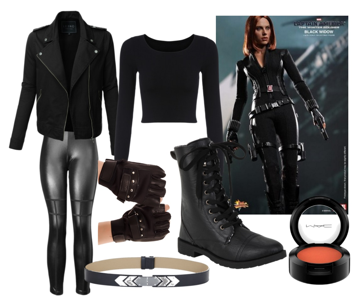 Easy Diy Marvel Halloween Costume Ideas Including Loki Black Widow More