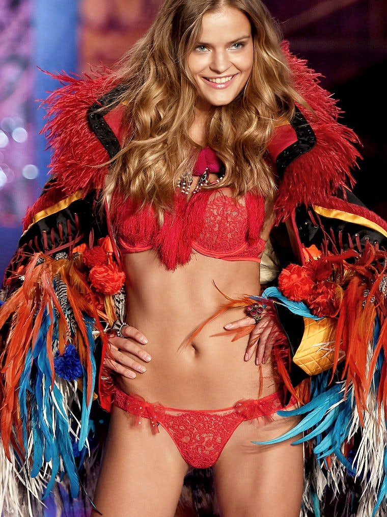 The 2014 Victoria S Secret Fashion Show Gift Guide Because We Re All Angels Am I Right