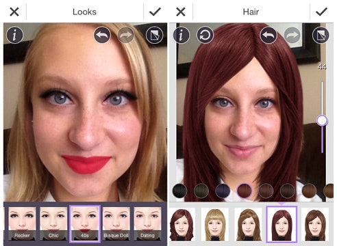 5 Virtual Hair And Makeup Apps That Actually Look Realistic, Because ...