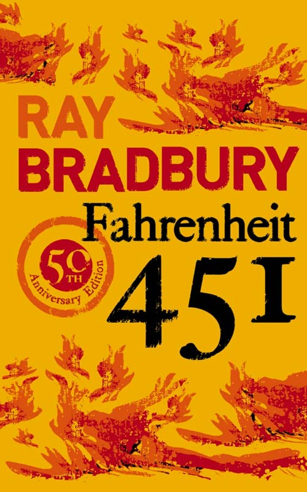 a look at a world with no books as presented in fahrenheit 451 by ray bradbury Ray bradbury's internationally acclaimed novel fahrenheit 451 is a masterwork of twentieth-century literature set in a bleak, dystopian future guy montag is a fireman in his world, where television rules and literature is on the brink of extinction, firemen start fires rather than put them out.