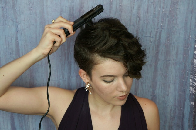 Q Hairstyles For Short Hair: 4 Short Hairstyles For Prom That Prove Pixie Cuts Can Be