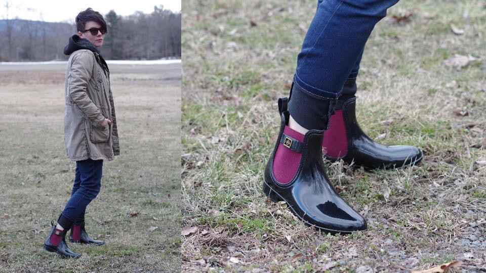 The 10 Most Comfortable Rain Boots for Spring Yes They Really Do