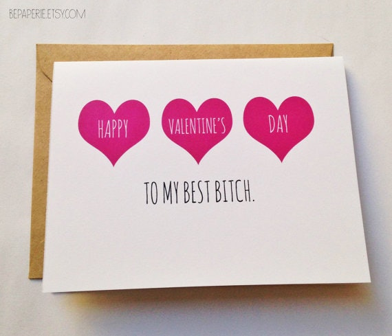 20 best friend valentine's day cards to show your favorite