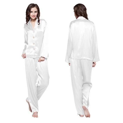 Mens Short Nylon Pajamas