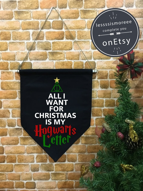 15 Of The Most Magical Harry Potter Christmas Decorations