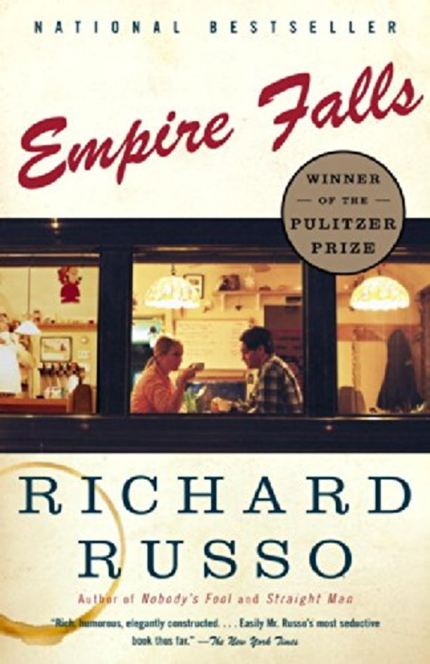 empire falls by richard russo themes Dive deep into richard russo's empire falls with extended analysis,  commentary,  empire falls also deals with much larger themes that cut across  the entire.