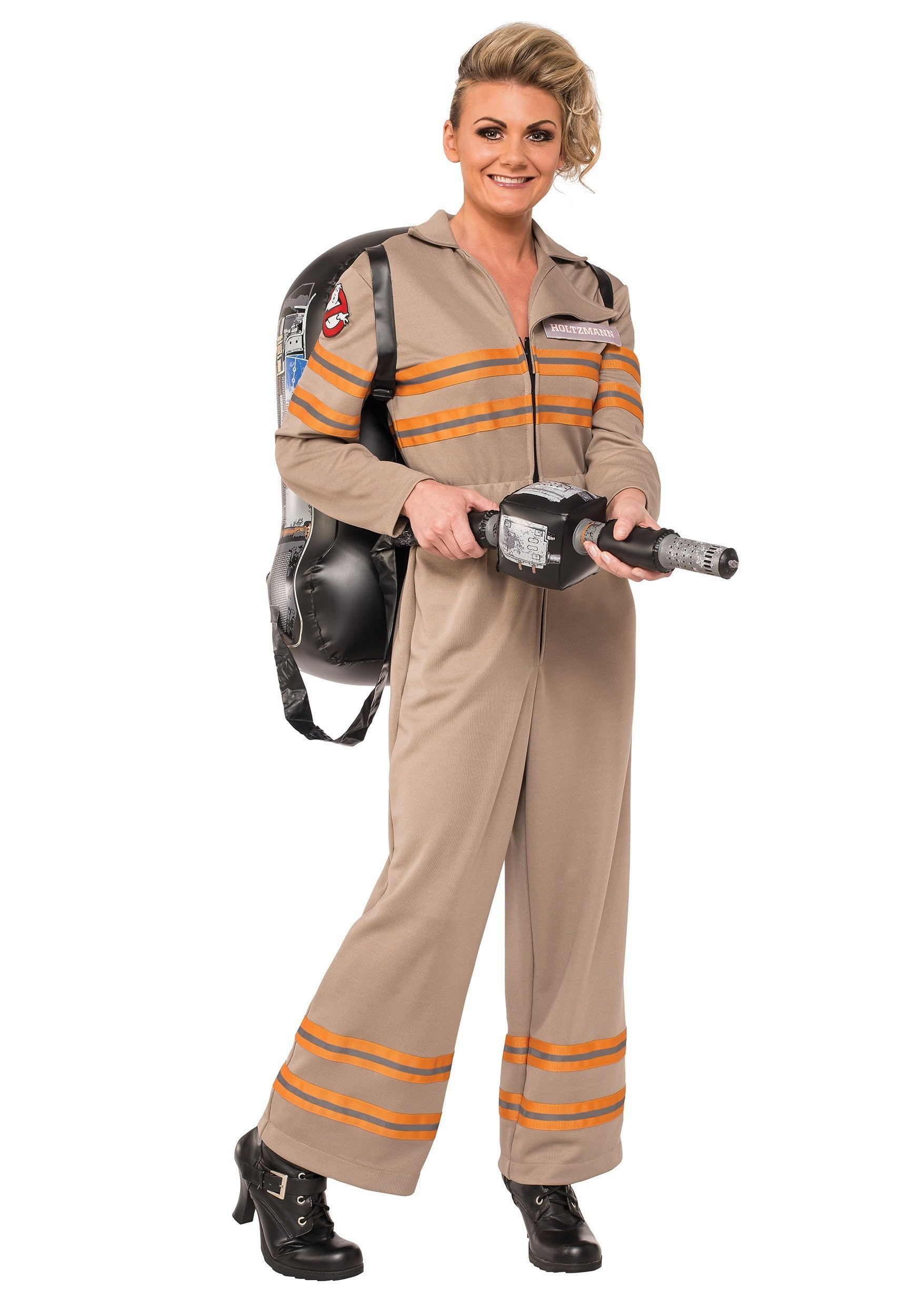 order your very own ghostbusters costume 4148 amazon and in one simple and comfortable suit you and the whole crew are as cool as the ladies of the