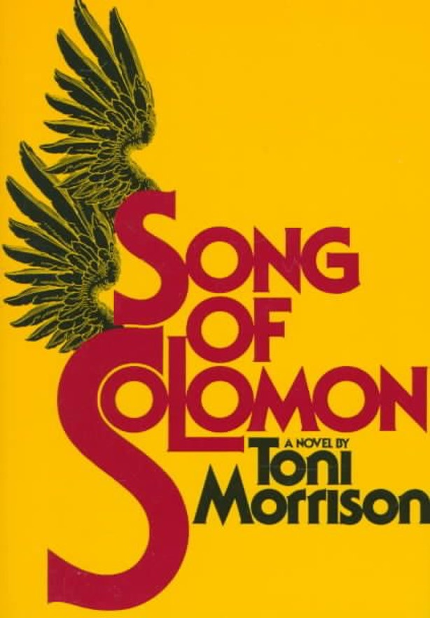 real life issues in songs of solomon by toni morrison The father and son relationship in song of solomon the book called song of  solomon, by toni morrison, deals with many real life issues, most of which are.