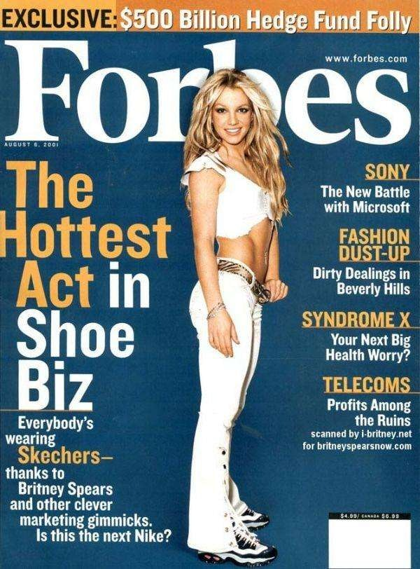 Whatever Happened To Skechers? They Used to Be So Hip, But ...