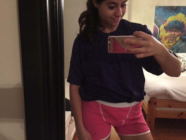 I Wore Mens Underwear For A Week, Ditching My Thongs For -8853