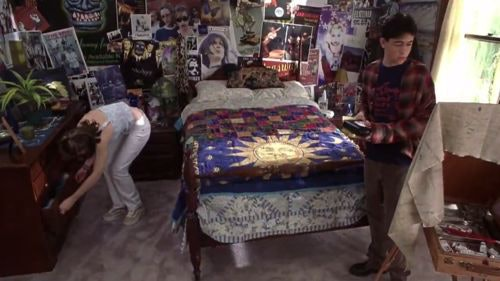 11 Fashionable '90s Bedrooms From TV & Movies You Would've ... on 90 Room  id=91989