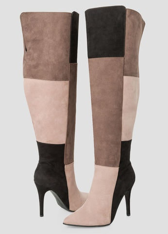 15 Plus Size Over The Knee Boots For Glorious Thighs That Need A Bit Of Extra Room