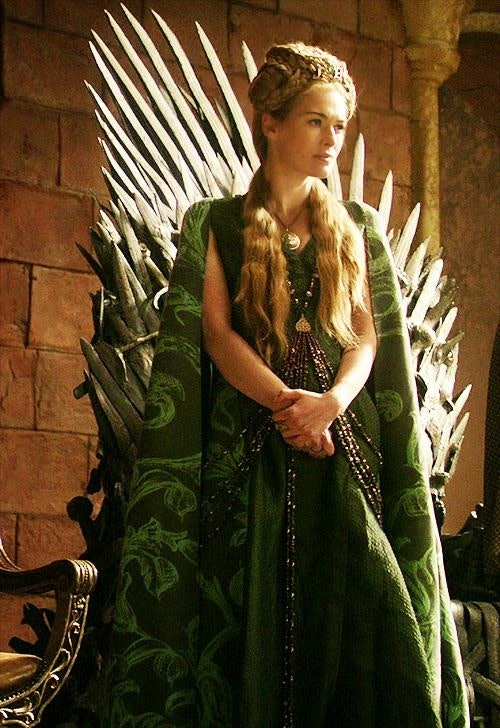 Cersei Lannister S Fashion Evolution Through Game Of Thrones And How Her Wardobe Mirrors Her Character