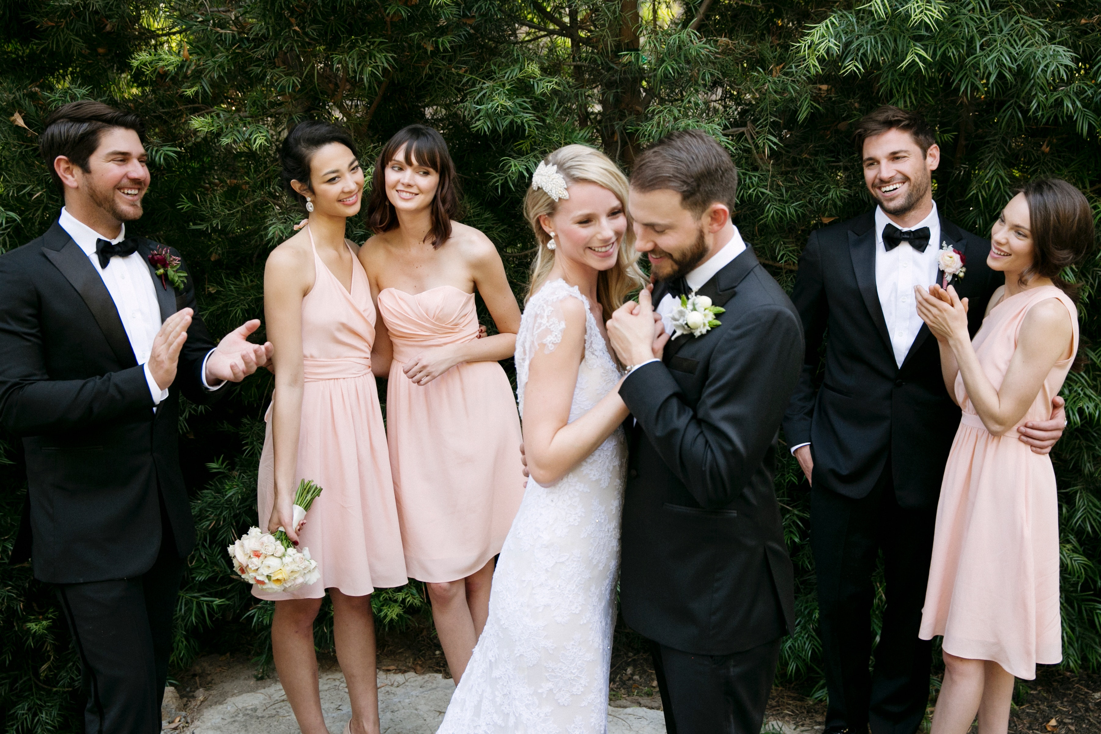 8 Reasons Renting Bridesmaid Dresses Is Brilliant Plus How To Convince Your Bride To Get On Board,Short Beach Wedding Dresses 2020