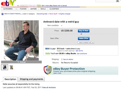 7 Ebay Auctions More Ridiculous Than Someone Selling A Bag Of Kanye West Concert Air For 60 000