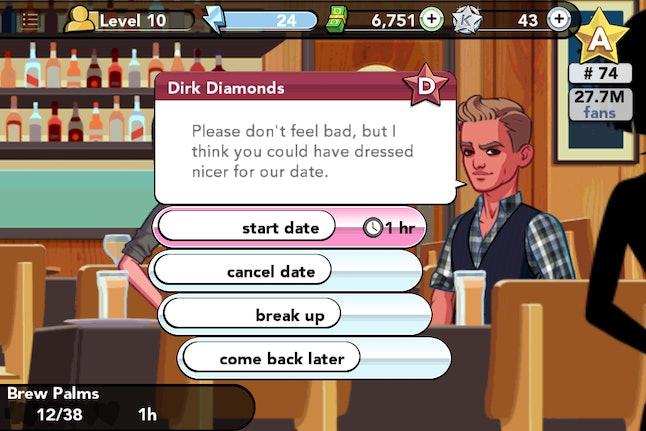 Dating websites big fish