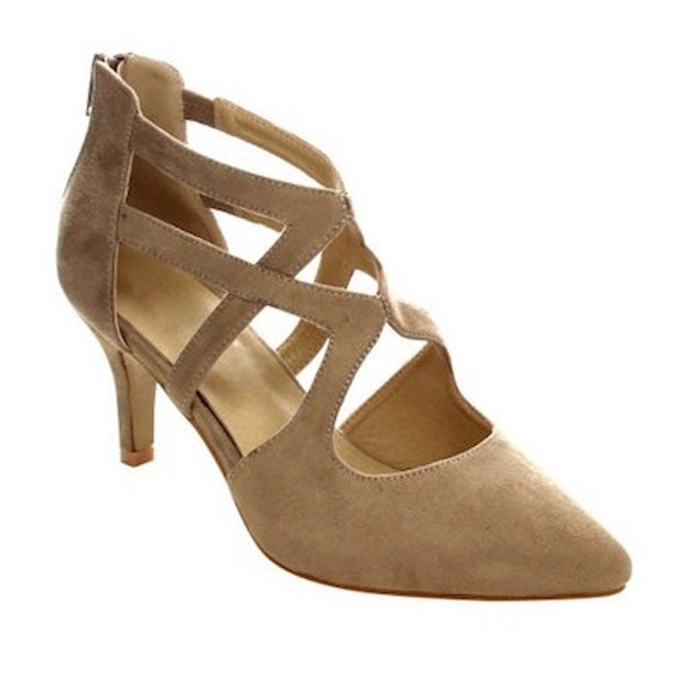 15 Stylish Nude Pumps Comfortable Enough To Actually Wear All Day