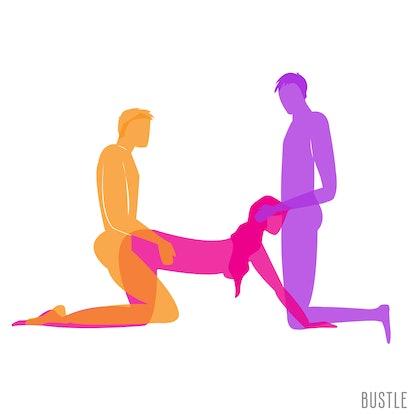 Positions mfm threesome 3 Ways