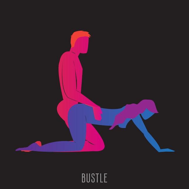 posisi seks doggie style