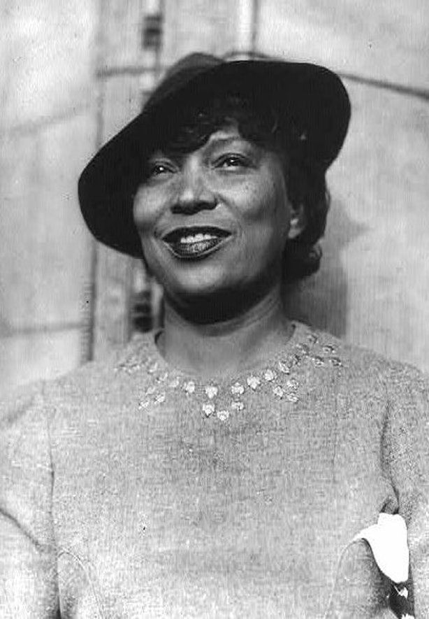 an analysis of how it feels to be colored me by zora hurston Follow the life of author and anthropologist zora neale hurston, from her work in  the harlem  although highly acclaimed today, the book drew its share of  criticism at the time,  'sweat,' and 'how it feels to be colored me.