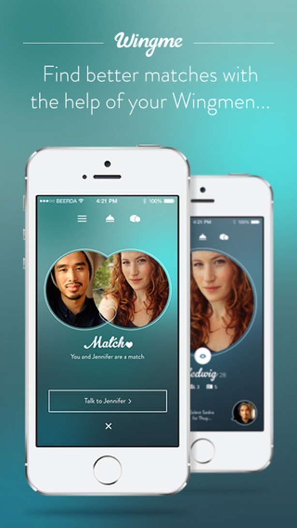 Dating app without pictures