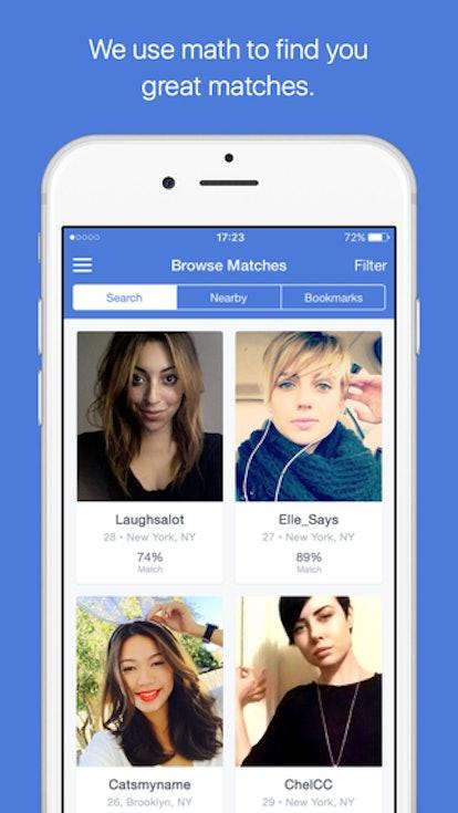 Dating app ohne facebook