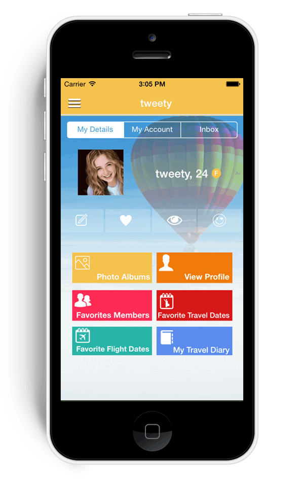 Do you travel a lot for work — or fun — and don't want to spend your  downtime alone? That's where TravelMeetDate comes in. You can find dates on  your flight ...