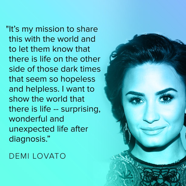 Steps Boosting Mental Health: 8 Demi Lovato Quotes To Boost Confidence, Body Positivity