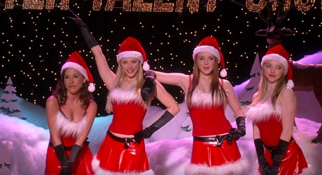 Squad Outfits For The Holidays - 11 Fashion Trends 'Mean Girls' Started, Because The Plastics Were