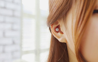 How Long Does A Conch Piercing Take To Heal You Won T Be Waiting