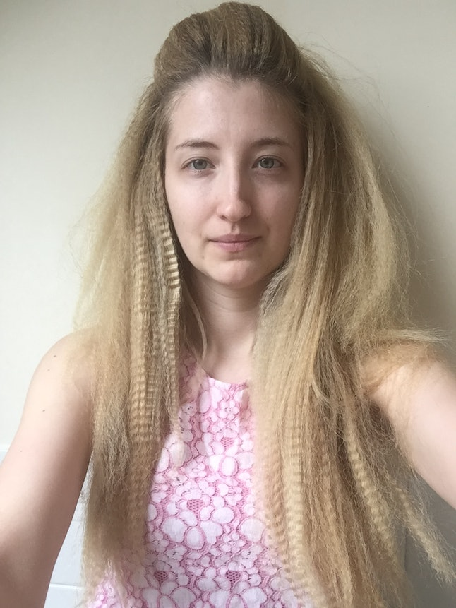 How To Make Crimped Hair Look Good I Tested 8 Modern Hairstyles To