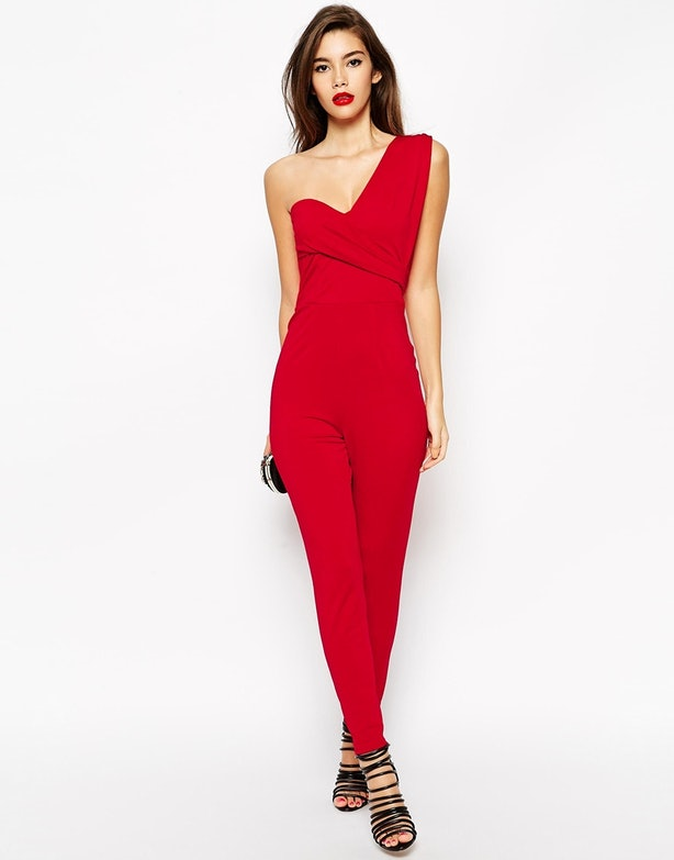 Let The Jumpsuit Be Star Of Show And Pair It With These Ankle Strap Sandals Which Are Also From Asos