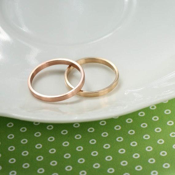Tiffany Gay Marriage Rings