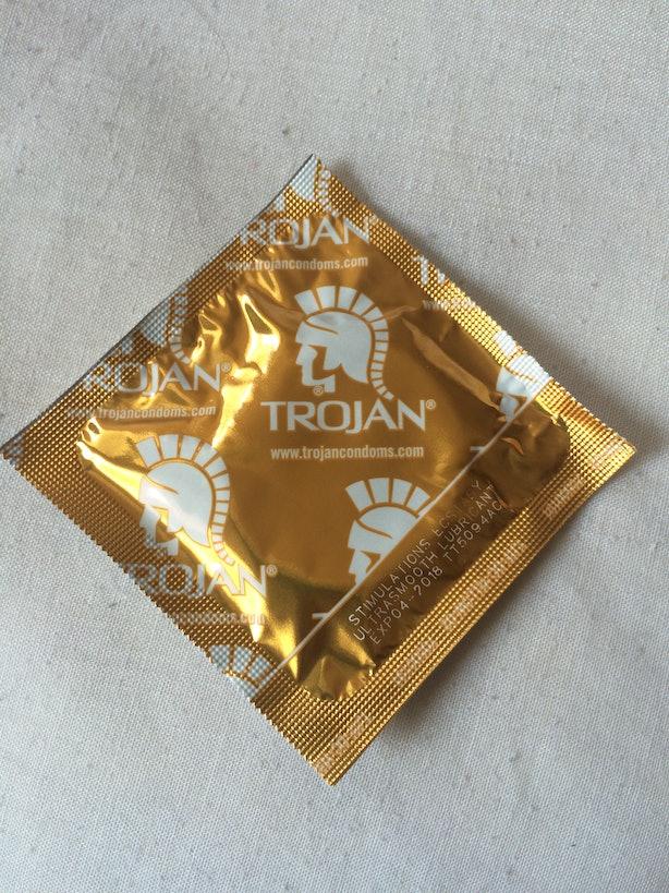 how to put on trojan ecstasy