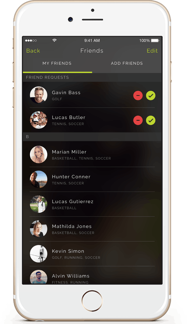 Have you always wanted an app to meet fellow athletes and sports-lovers?  Then ATLETO may have been made for you. Whether you want to find a running  buddy ...