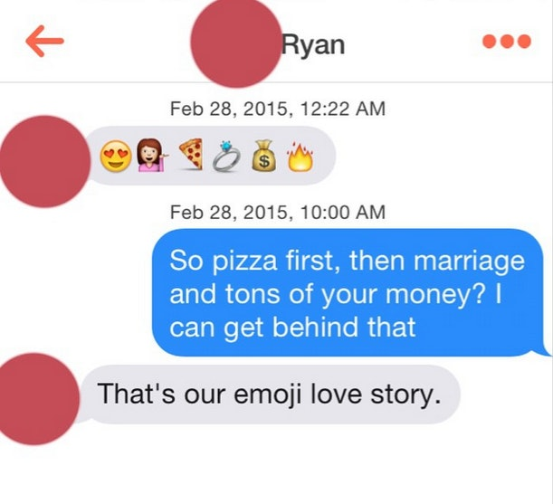 What does sushi emoji mean on tinder