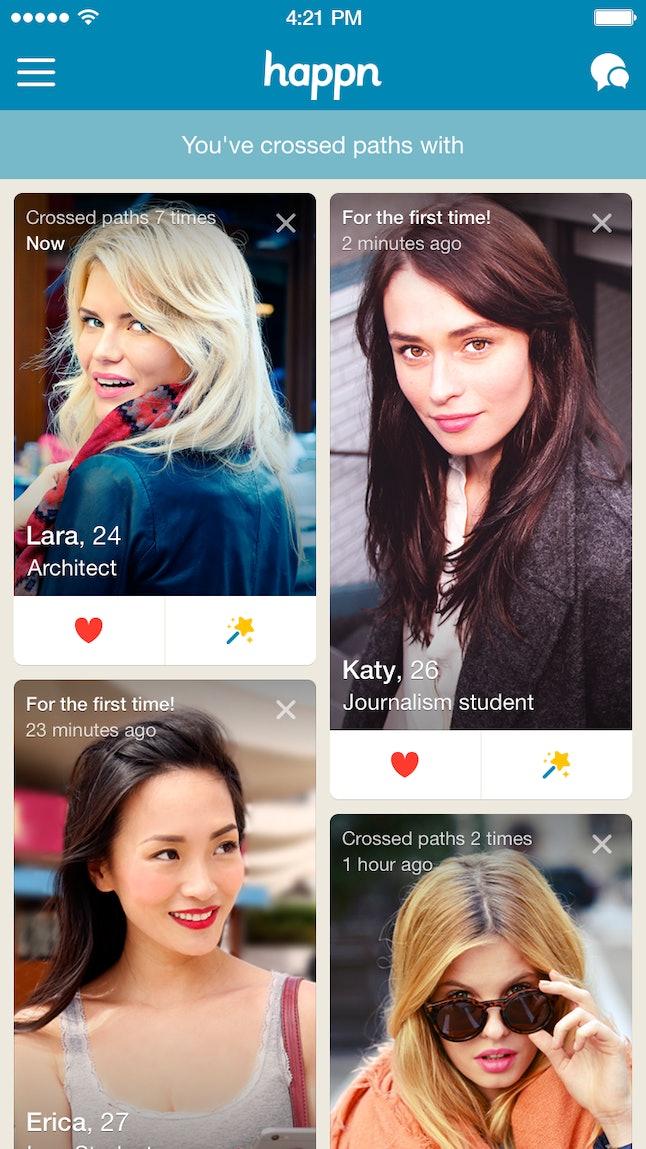 Happen dating app
