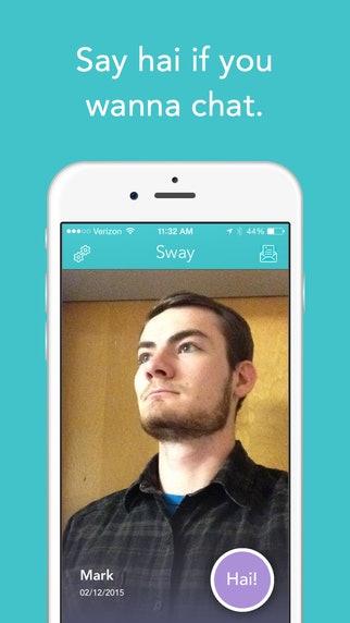 Secret casual dating app