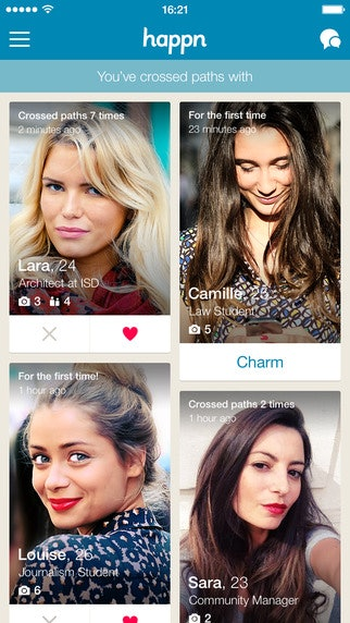 most used dating apps sf
