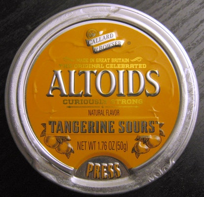 What happened to Altoids Sours, and why they were discontinued in the first place.