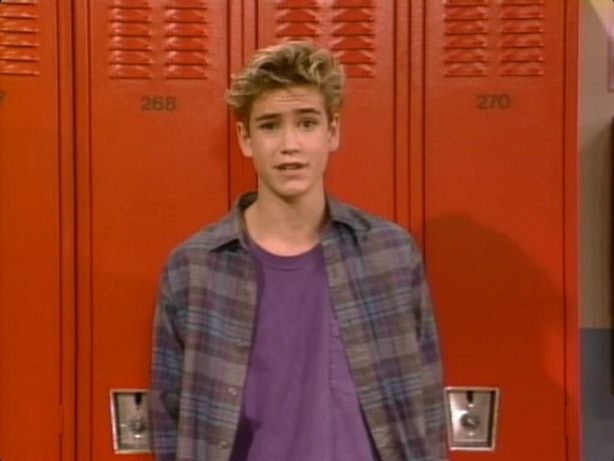 'Saved By The Bell' Secrets Reveal That Zack Morris Was