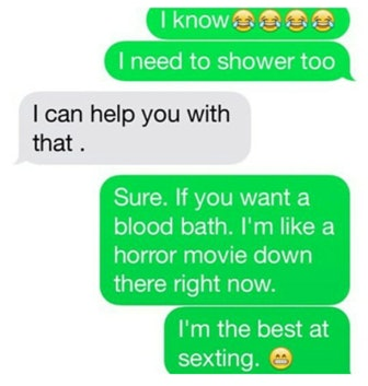 Sexting fails when sexting doesnt go planned