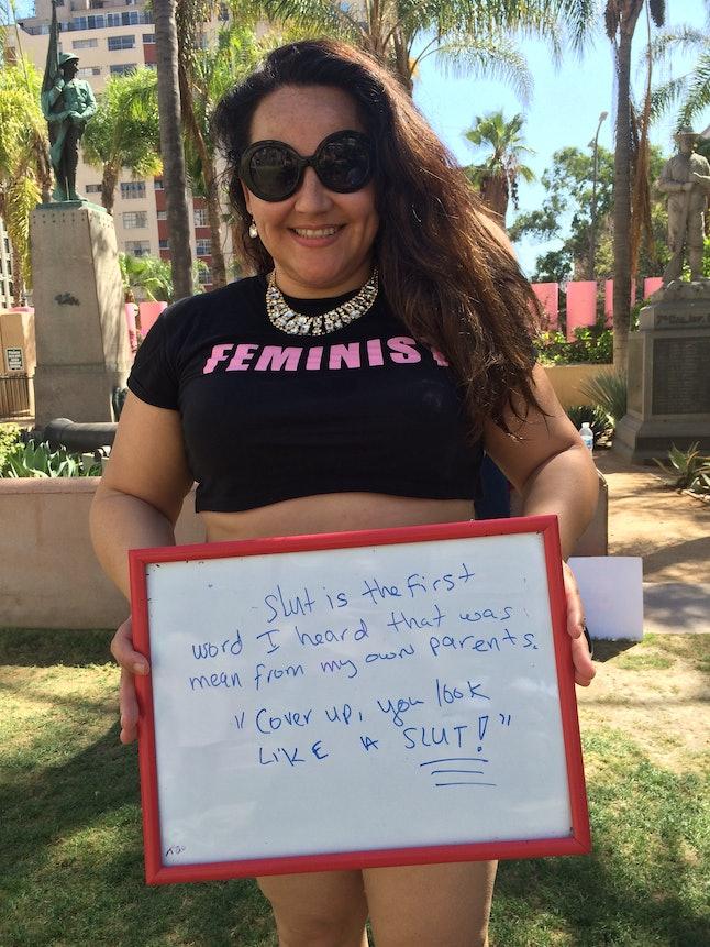 I Asked 19 Women At The Amber Rose SlutWalk To Define Slut