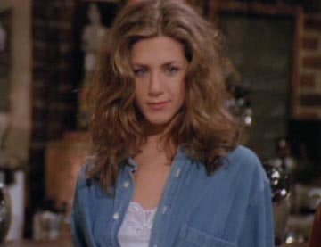 Some People Think The Rachel Was But No Jennifer Aniston Began Series With Tousled Ways That Fell Just A Bit Below Shoulders